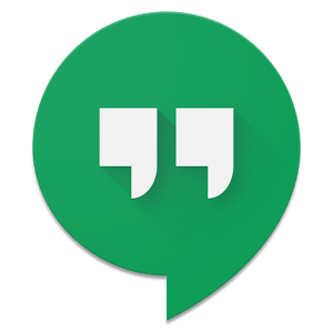 Google Hangout - Chat